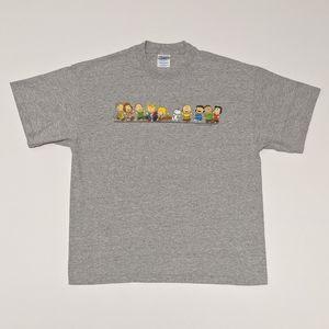2001 Peanuts T-shirt